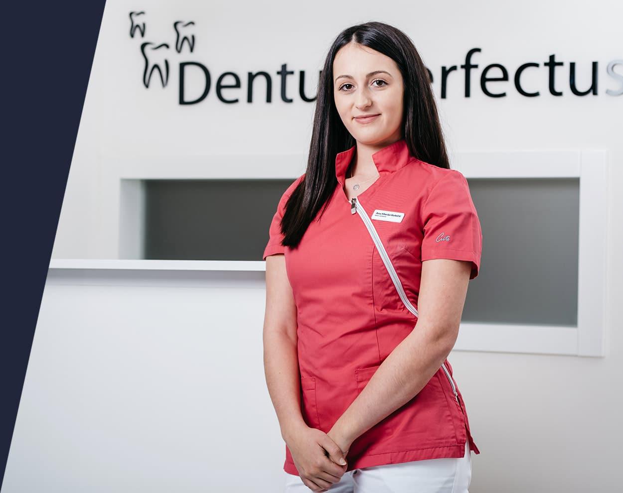 Dentus perfectus - Ana Marija Kelečić - stomatološka ordinacija